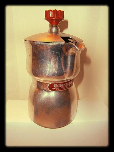 Caffettiera O.M.G Caffexpress 1960-1970