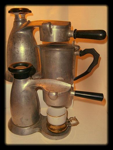 Caffettiera Vesuviana 1950-1960