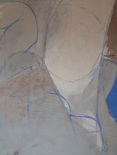 Huile sur toile 61 x 46