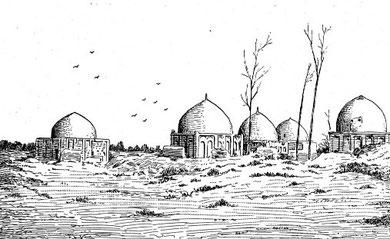 Près de Khotan