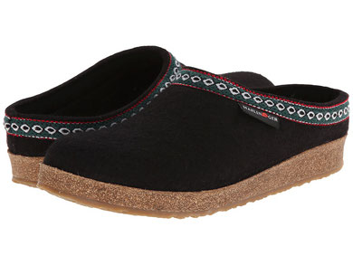 Haflinger German Slippers Grizzly
