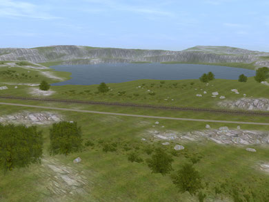 Poll-ny-Crink Lake