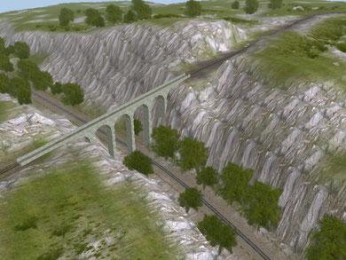 Culdee Fell Viaduct