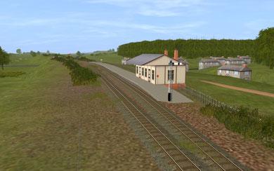 Ballamoodey Station