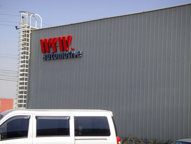 WKW automotive, China