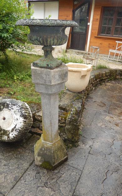 colonne de jardin