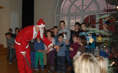 Hurra, der Nikolaus ist da!