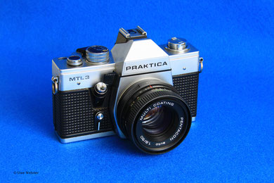 Praktica mtl pentacon case and flash catawiki