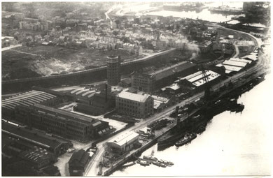 """""""Nordwerft"""" 1917 (Foto: Kaiserliche Marine)"""