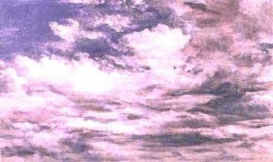 CONSTABLE - Nuvole