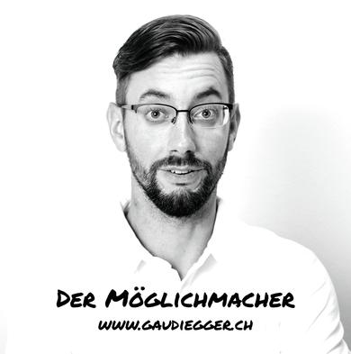 Gaudi Egger - Der Möglichmacher