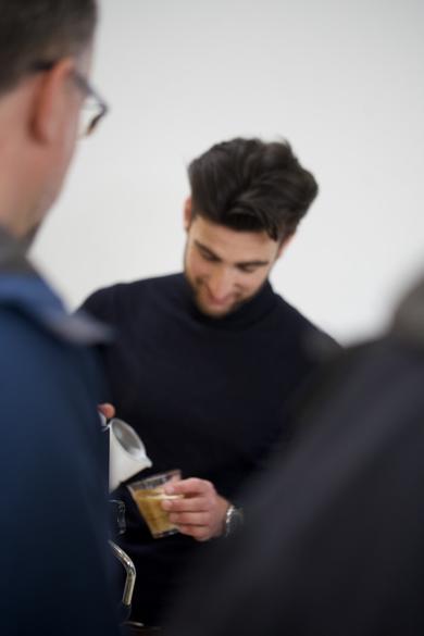 Kaffeebar, Saarbrücken, Saarland, Barista, David Schiel, Frodissimo Coffee