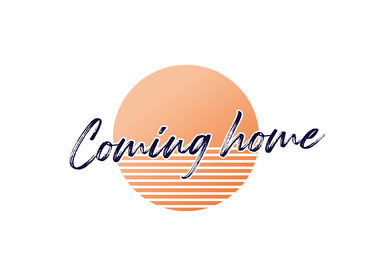 Logo von Coming Home die schönsten Evergreens aus dem Fundus überwiegend älterer Evangeliumslieder auf Bibel TV