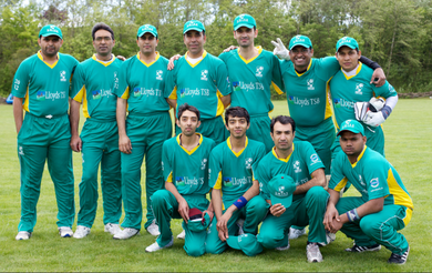 Genava XI Stars Cricket Club, Swiss league champions 2012