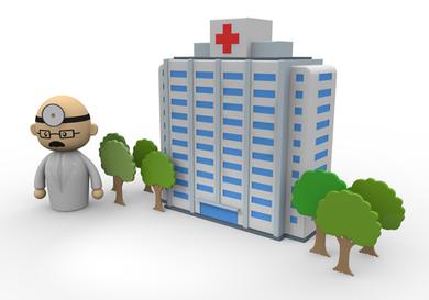 病院とドクター