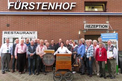 """Angenehmer Tagungsort war das Hotel """"Fürstenhof"""" in Braunschweig. Foto: Christian Drescher"""