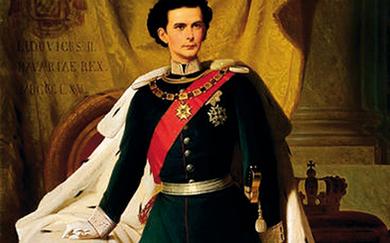 König Ludwig II. (Copyright: Kulturamt der Stadt Füssen)