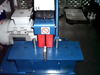 Hydraulikpresse für Hydraulikschläuche von Falke Lüdinghausen
