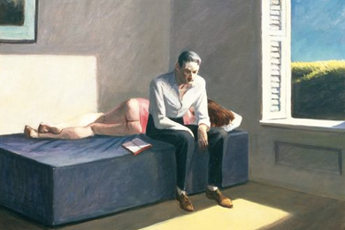 E. Hopper: Exkursion in die Philosophie, ca. 1960