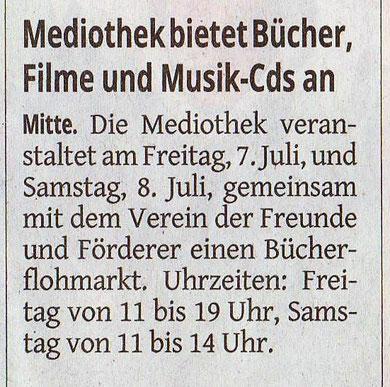 Westdeutsche Zeitung, 01. Juli 2017