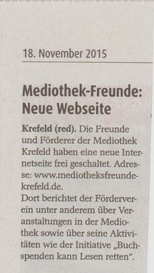 Stadtspiegel, 18. November 2015