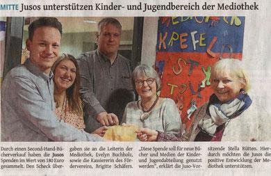 Westdeutsche Zeitung, 17.01.2018