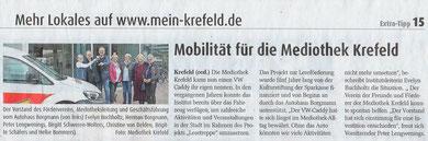 Extra Tipp Krefeld, 09. April 2017