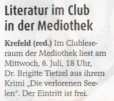 Stadtspiegel, 29. Juni 2016