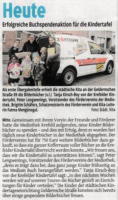 Westdeutsche Zeitung, 13. Dezember 2018