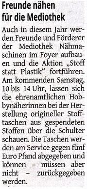 Westdeutsche Zeitung, 07. Dezember 2016