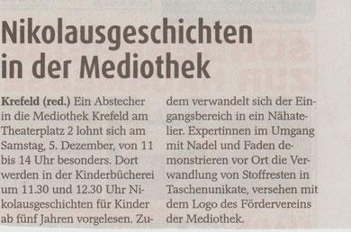 Stadtspiegel, 02.12.2105