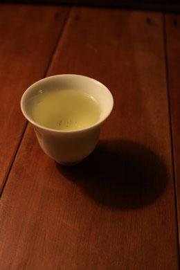 小さな茶杯の理由