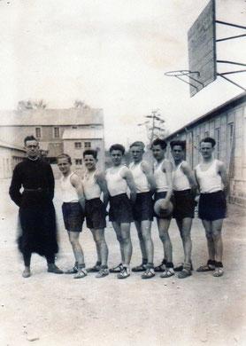 Basket Père Marcellin