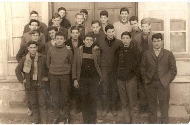 1962 cap menuiserie Coupeaux Gérard