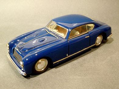 Alfa Romeo 6C 2500 Salone di Ginevra 1950
