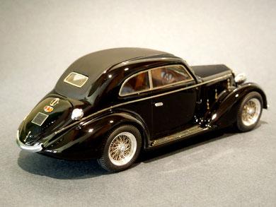 Alfa Romeo 6C Rossi di Montelera 1936
