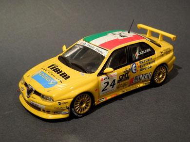 ALFA ROMEO 156 GTA A.Balzan_ETCC 2003