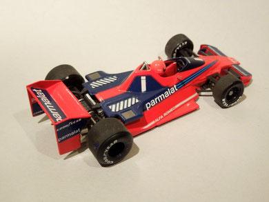 ALFA ROMEO BRABHAM BT46 Niki Lauda 1978