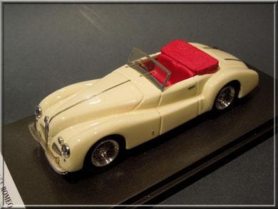 ALFA ROMEO 6C 2500SS CABRIOLET PININFARINA 1947