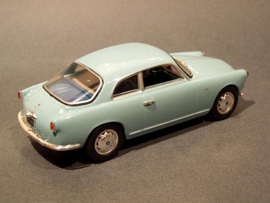 Alfa Romeo Giulietta Sprint 1954