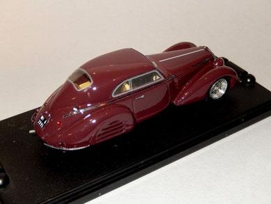 Alfa Romeo 6C2300 MM Berlinetta Tipo Lungo 1936