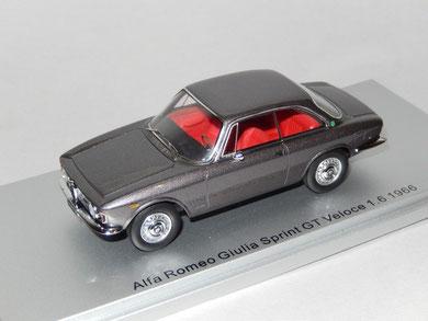 Alfa Romeo Giulia Sprint Veloce 1.6 1966