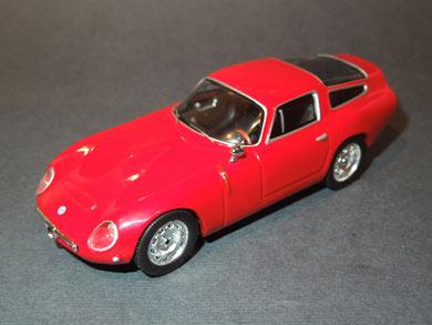 Alfa Romeo GTZ Tubolare 1964