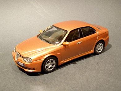 ALFA ROMEO 156 GTA 202