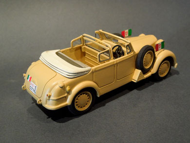 Alfa Romeo 6C 2500 Coloniale 1942