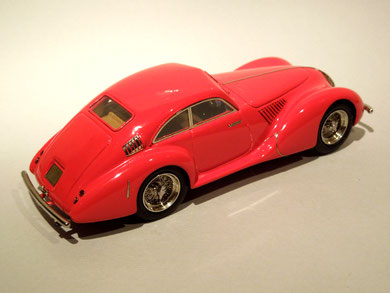 Alfa Romeo 8C 2900 coupè 1947