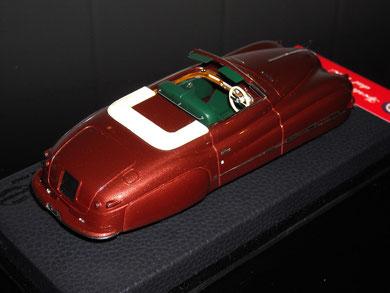 Alfa Romeo 6C 2500s Ghia Cabriolet 1948