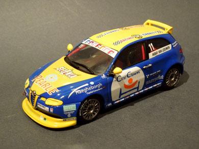 ALFA ROMEO 147 GTA CUP A.Van Leeuwen 2003