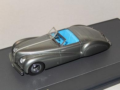 Alfa Romeo Tipo 256 Cabriolet Sportiva Pininfarina 1939