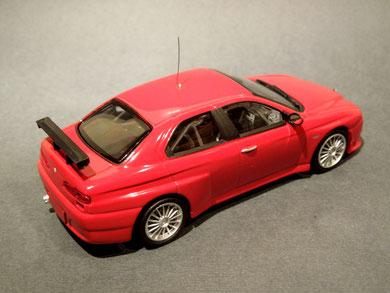 Alfa Romeo 156 GTA WTCC 2006